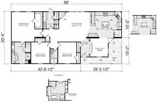 Champion Mobile Home Floor Plans by Champion Mobile Homes Floor Plan Pricing Free Home