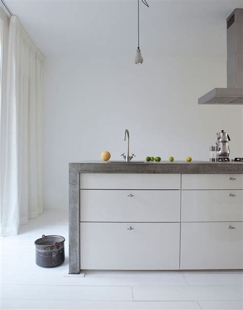 concrete kitchen island 12 ideas to bring sophistication to your kitchen island
