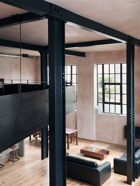 Traditional Kitchen Island nestquest converted warehouse makes an amazing live work