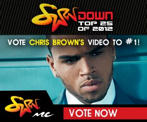 Last Chance To Vote by Last Chance To Vote For Chris On Swrv Chris Brown