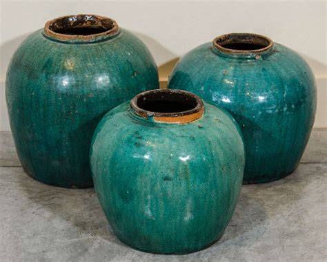 chinese ginger jars antique chinese ceramic ginger jars at 1stdibs