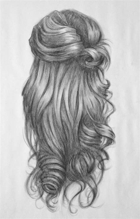 how to draw doodle hair best 25 curly hair drawing ideas only on