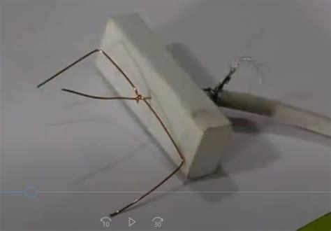 membuat antena tv dari garpu cara membuat alat penjernih siaran tv atau antena tv dari