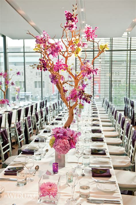 tree centerpieces ideas unique wedding reception ideas the wedding