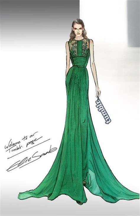 fashion illustration elie saab 1000 images about fashion illistration on