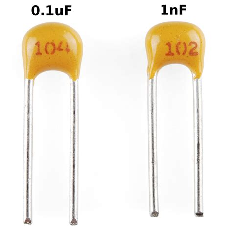 0 1 uf capacitor to nf assembly 183 sparkfun fabfm kit wiki 183 github
