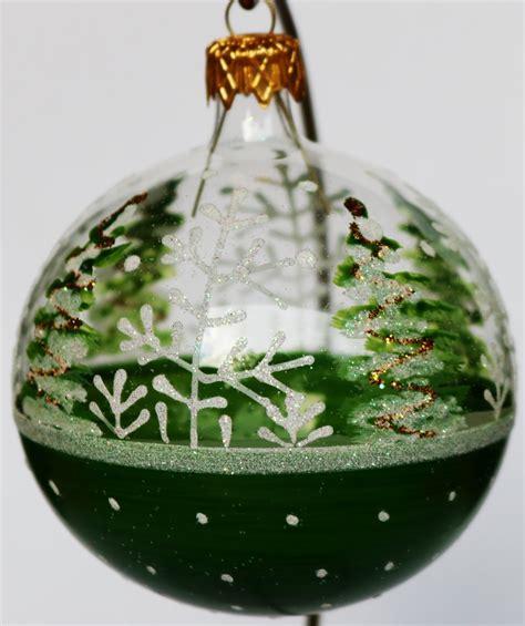durchsichtige weihnachtskugeln gr 252 ne und halb durchsichtige weihnachtskugeln aus glas 8 cm