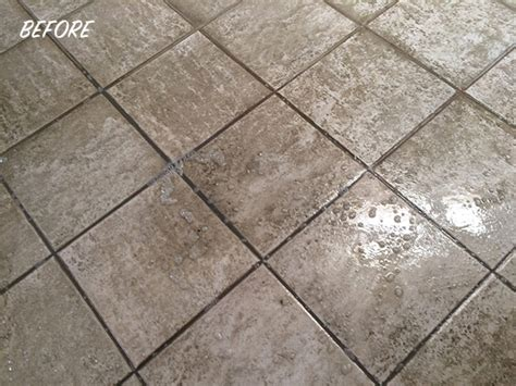 Waxing Tile Ceramic Floor by Tile And Grout Cleaning And Sealing San Diego Ca