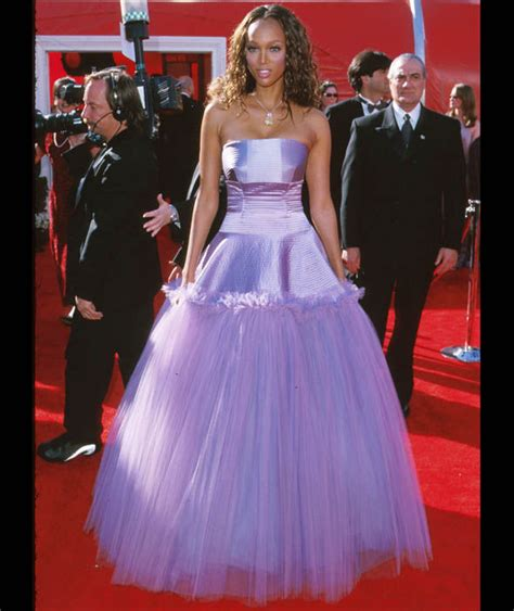 Tyara Dress banks oscars bad 2000 21 of the worst