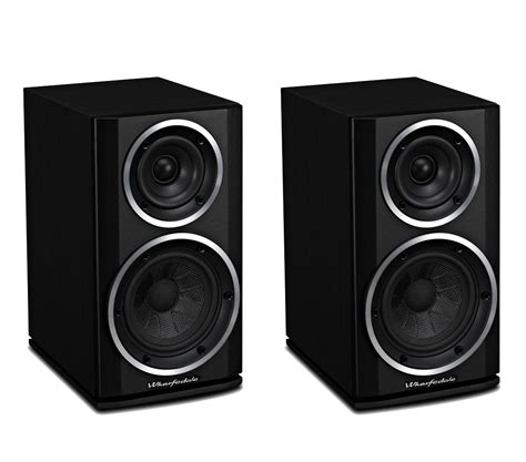 a1 sound wharfedale 121 bookshelf speakers