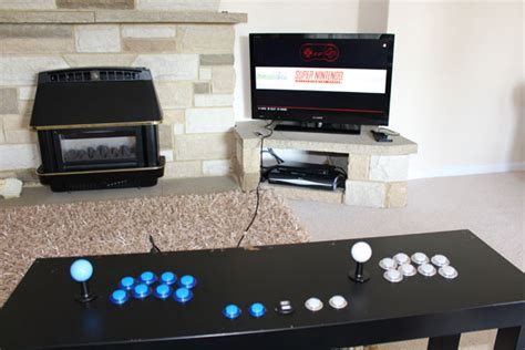 How To Build A Raspberry Pi Ikea Retropie Arcade Table   Partyrama Blog