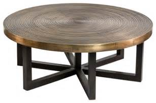 Coffee Table Design: New Unique Round Metal Coffee Table Design Ideas For Living room Furniture