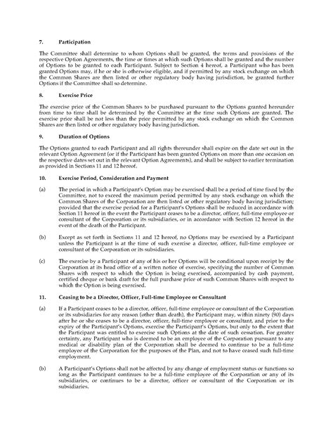 option agreement template stock options agreement template obaxucyv web fc2