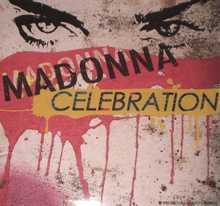 madonna testo madonna quot celebration quot ascolto artwork testo e