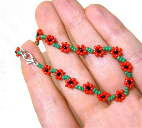 Bookcase Designs by Seed Bead Bracelets As Cheap Yet Classy Accessories