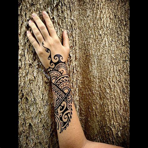 tribal tattoo kauai today s jagua blessing for stephmeleah beautiful crea