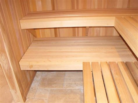 sauna benches projects sauna benches dreamsauna