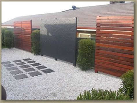 privacy screen landscape ideas privacy