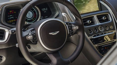 aston martin db11 interior 2017 aston martin db11 review with price horsepower and
