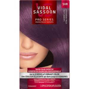 vidal sassoon hair colors vidal sassoon pro series choose your color walmart