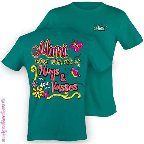 Simply Southern Funny Mimi Grandma Nana from Simply Cute Tees