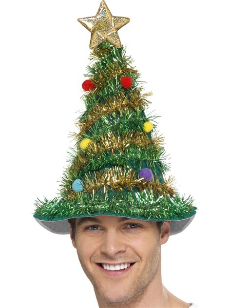 christmas tree hat 41067 fancy dress ball