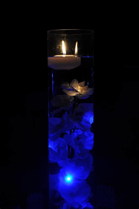 126 best Wedding Centerpiece Ideas with LED Battery