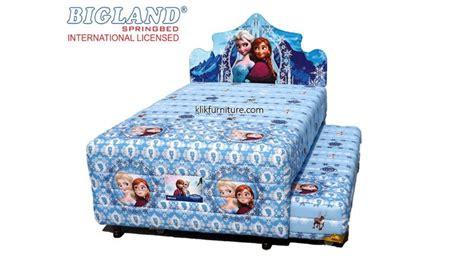 Sofa Anak Frozen harga springbed anak 2in1 frozen bigland sale promo