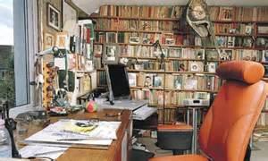 Office Space Writer Writers Rooms Al Alvarez Books The Guardian