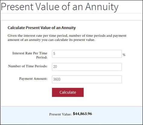 finance basics 11 annuity due calculation in excel present
