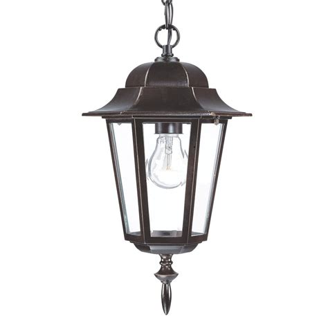 Architectural Pendant Lighting Shop Acclaim Lighting Camelot 15 25 In Architectural Bronze Outdoor Pendant Light At Lowes