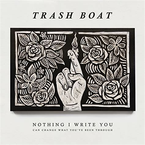 trash boat inside out as seen on screen by trash boat on music