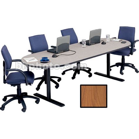 36 X 96 Conference Table Bretford 96 X 36 X 29 Quot Race Track Conference Rae3696 Cy B H