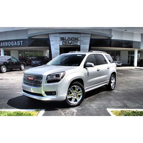gmc acadia rebates gmc acadia denali rebates and incentives autos post