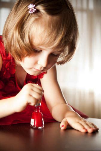imagenes para pintar las uñas pintura unas toxica ninas ser padres