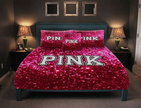glitter bedding sets victoria secret pink bedding glitter look not real glitter