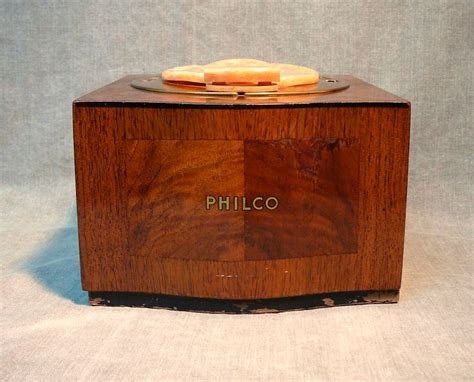 """Philco """"Mystery"""" Remote Radio Control (1939)"""