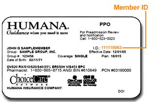 member id card template breaking news houston we a humana ppo just vibe