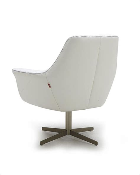 contemporary swivel chairs contemporary leather swivel lounge chair 44o832