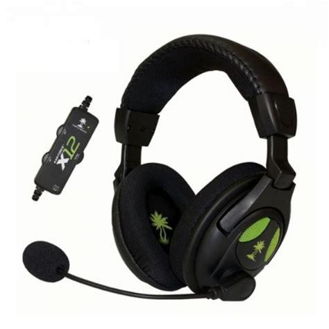 Headset Xbox 360 turtle x12 headset xbox 360 pc ozgameshop