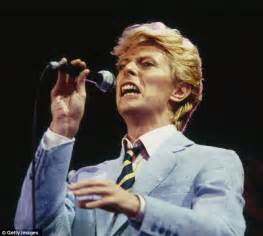 black male singers in the 70s with blonde hair david bowie back at no1 with new song where are we now