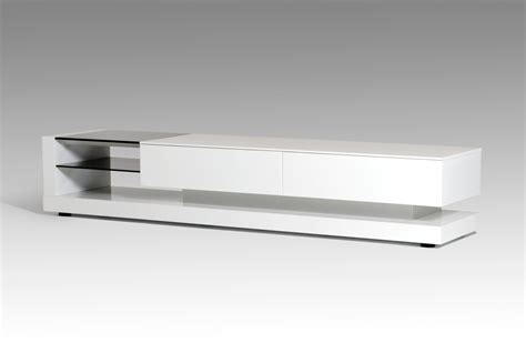 White Tv Table by Modrest Mali Modern White Tv Stand