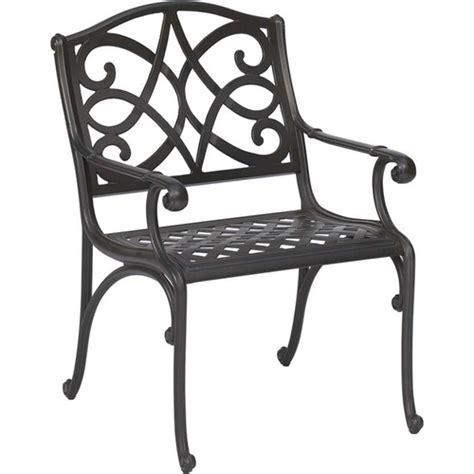 Decorative Garden Treasures Waterbridge Cast Aluminum Garden Treasures Patio Chairs