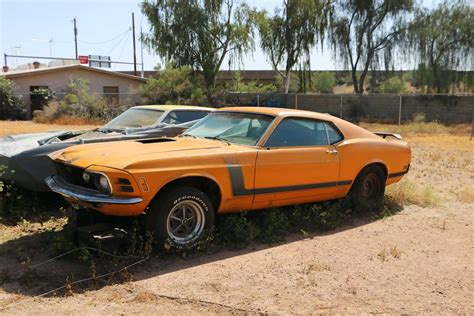 Ford Mustang Cars by Cars In Barns 1970 Ford Mustang 302 Mustang Fan Club