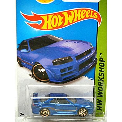 nissan hotwheels wheels nissan skyline gt r r34 paul walker global