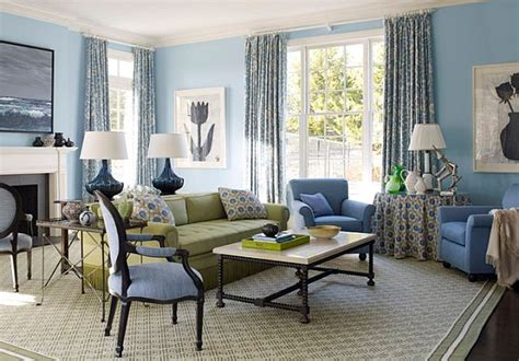 pictures of blue living rooms 20 blue living room design ideas