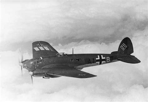 heinkel he111 heinkel he 111 november 7th 1942