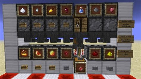 minecraft potion room redstone house automatic potion room minecraft project