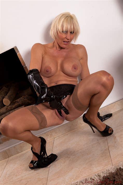 Jan Burton hot british milf In Stockings And Pantyhose sex Stockings Girdles