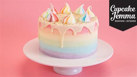 behind the scenes making a cake cupcake jemma youtube